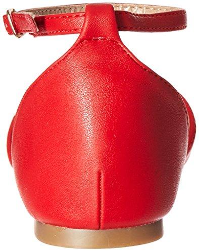 Coppia Di Sogni Da Donna In Flap Con Nuova Pompa In Poliuretano Rosso