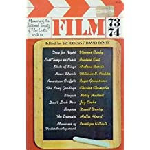 Film 73/74 an Anthology By the National Society of Film Critics