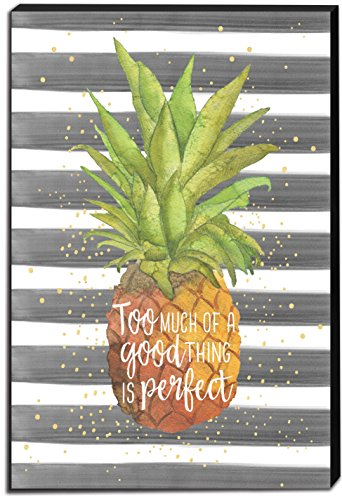 Kindred Hearts - Pineapple wall decorations