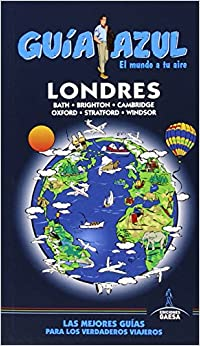 Book Londres / London (Guías Azules) (Spanish Edition)