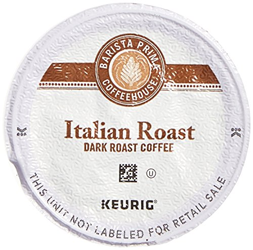 Barista Prima Coffeehouse Italian Roast K-Cups 96ct by Barista Prima