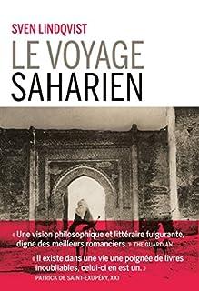Le voyage saharien, Lindqvist, Sven