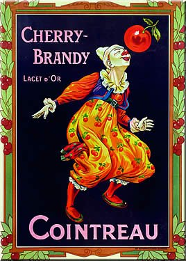 french-advertising-sign-cointreau-cherry-brandy-clown