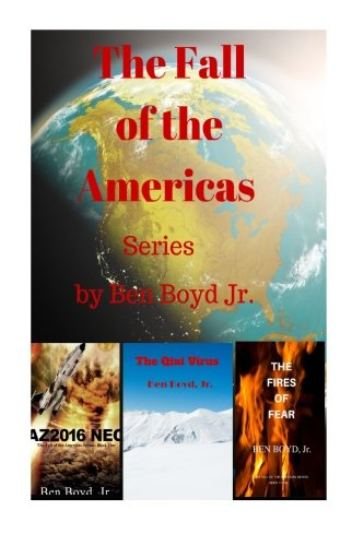 The Fall of the Americas Series: Holiday Pack 2015