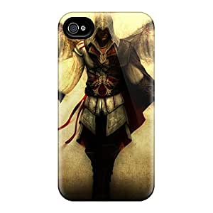 Protection Case For Iphone 4/4s / Case Cover For Iphone(assassins Creed)