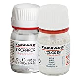 Tarrago Self Shine Color Dye and Preparer 25Ml. Silver #501