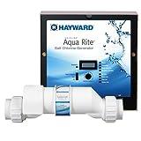 Hayward AQR15XLCUL Aqua Rite XL Salt Chlorine Generator & 40K Gallon Cell (Plug-in) 120V