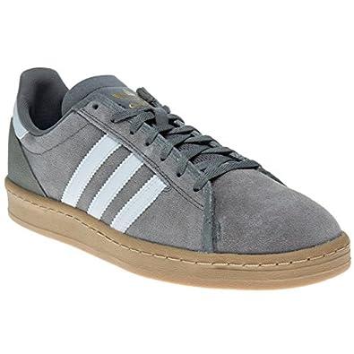 buy popular db97b 41c79 adidas Campus As Homme Baskets Mode Gris