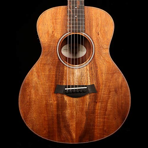 Taylor GS Mini-e Solid Koa Top ESB w/Gig Bag with case (Best Pickup For Gs Mini)