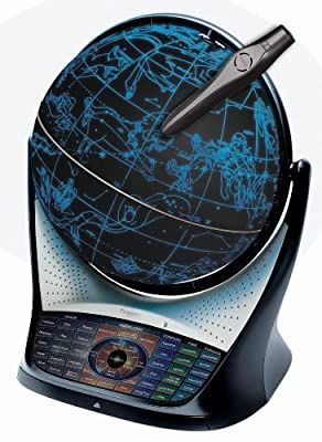 Oregon Scientific Smartglobe Star - Black from Oregon Scientific