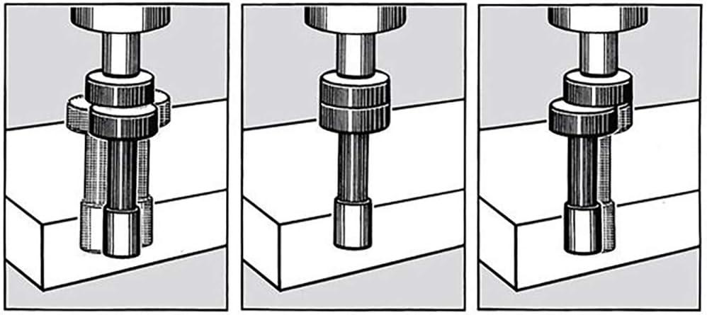 Tschorn Kantentaster mechanisch Gr 3