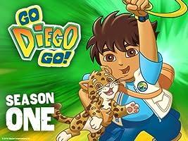 Go, Diego, Go! - Season 1