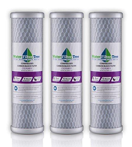10 5 micron carbon filter - 3