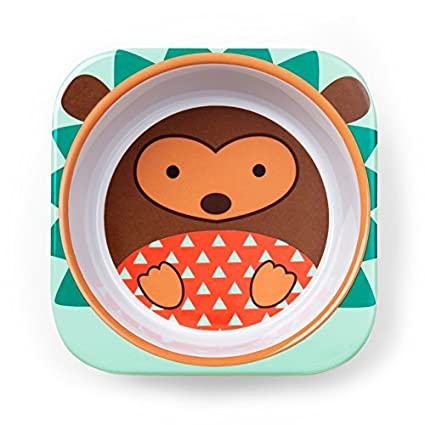 Skip Hop Zoo Bowl-Fox