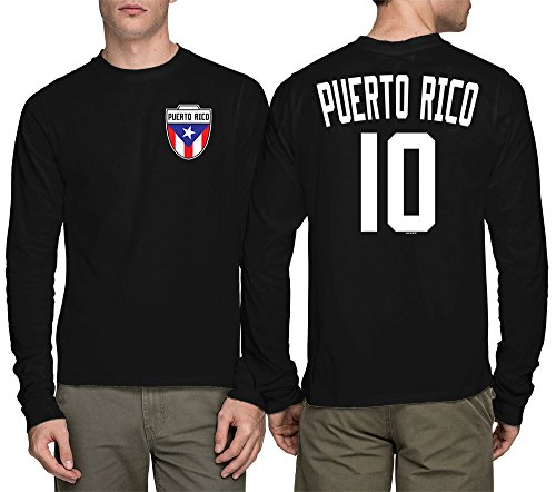 Long Sleeve Mens Puerto Rico