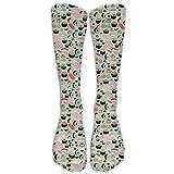 Happy Sushi Family Classics Stockings, Great Quality Knee High Tube Socks, Sports Long Socks For Women Men