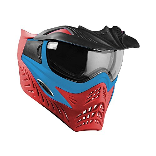 V-force Goggle Strap (V-FORCE Grill Paintball Mask / Goggle - SE - Blue on Red)