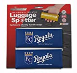 KC ROYALS Luggage Spotter Suitcase Handle Wrap Bag Tag Locator with I.D. Pocket (KANSAS CITY) - CLOSEOUT! ONLY A FEW SETS LEFT!