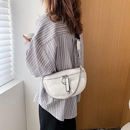 Xingyao Sac à main à bandoulière large pour femme