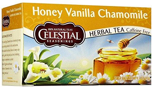 Celestial Seasonings Caffeine Vanilla Chamomile
