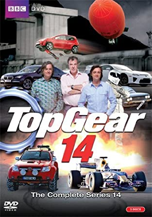 Top Gear - Series 14 [Reino Unido] [DVD]: Amazon.es: Jeremy Clarkson, Richard Hammond, James May, The Stig, Brian Klein, Jeremy Clarkson, Richard Hammond, Andy Wilman: Cine y Series TV