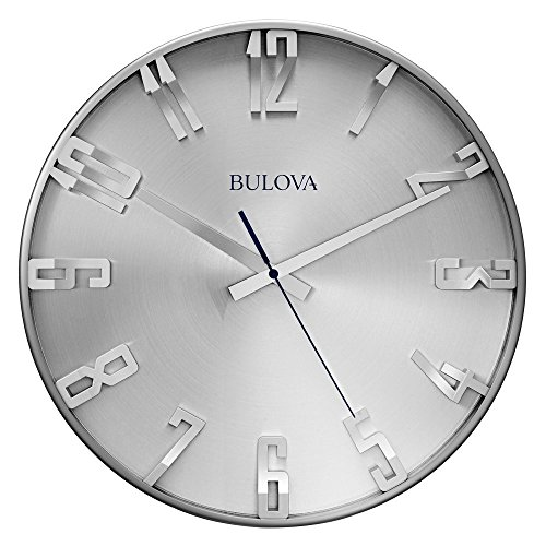Amazon.com: Bulova 15.75 diam. Director Reloj de pared: Home ...