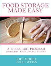 9 printable food storage cookbooks pdf preppers survive food storage made easy a complete guide to planning buying and using your food storage forumfinder Gallery