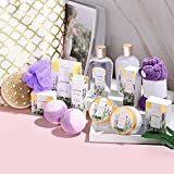 Spa Luxetique Spa Gift Basket, Gift Set for Women
