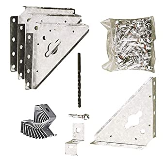 Arrow Shed AK100 Concrete Anchor Kit
