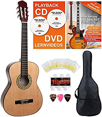 Classic Cantabile Acoustic Series AS-851 3/4 guitarra de concierto ...