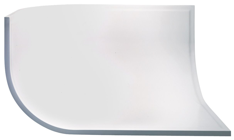 MyStudio MiniCyc Fiberglass Table Top Photo Studio Cyclorama for Product Photography, 60''x 42''x 32''