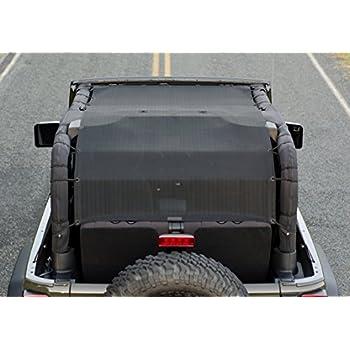 Amazon Com Jeep Wrangler Jk Freedom Hard Top Seal