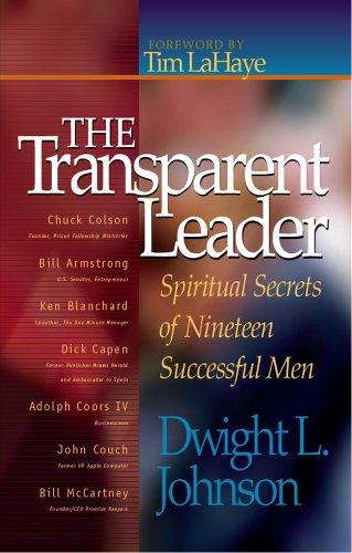 the-transparent-leader-spiritual-secrets-of-nineteen-successful-men