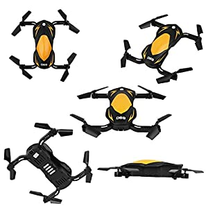 Physport RC Toys Drones with Camera Live Video Remote Control Quadcopter Gravity Sensor Headless Mode FPV WIFI APP Control Helicopter by JUMPING