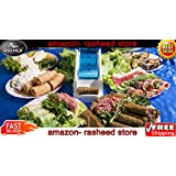 Stuffed Grape Leaves&cabbage Leaves Rolling Machine Universal Company: Dolmer