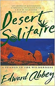 Desert Solitaire (text only) by E. Abbey