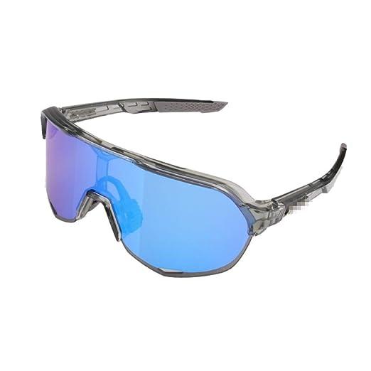 Yangjing-hl Gafas de esquí Espejo de equitación Gafas de ...