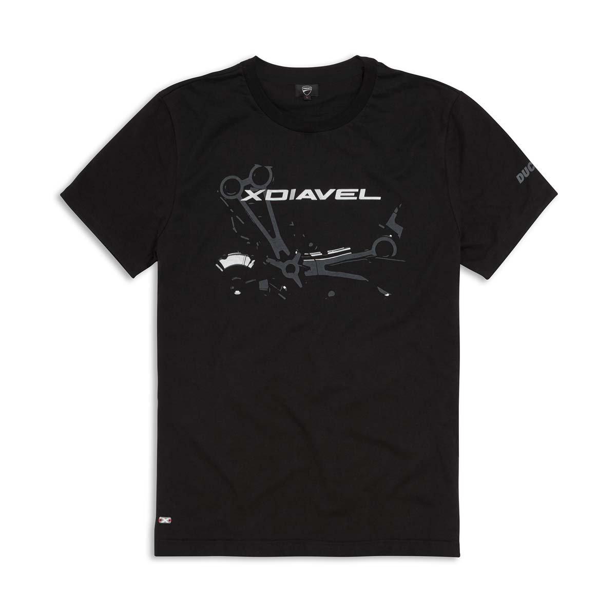 Ducati Iron Dream T-shirt Size Medium