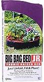Smart Pots Big Bag Fabric Raised Planting Bed, Junior, Purple