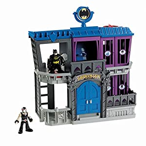 Fisher-Price Imaginext DC Super Friends, Gotham City Jail Playset