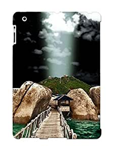 Ideal Podiumjiwrp Case Cover For Ipad 2/3/4(fantasy Island ), Protective Stylish Case