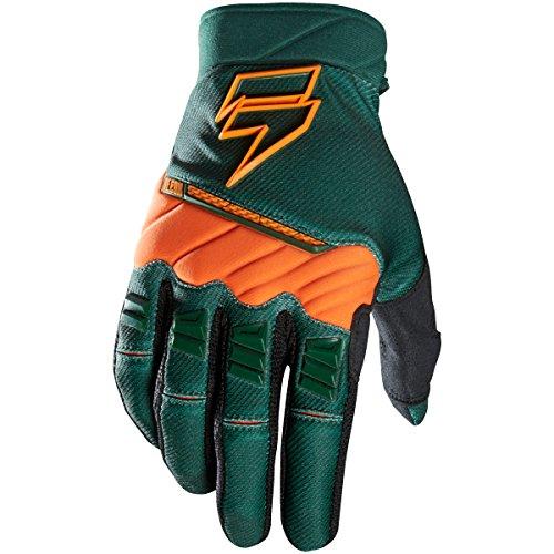 Shift Racing Recon Camo Men's Dirt Bike Motorcycle Gloves - Green Camo / 2X-Large (Motorcycle Gloves Recon)