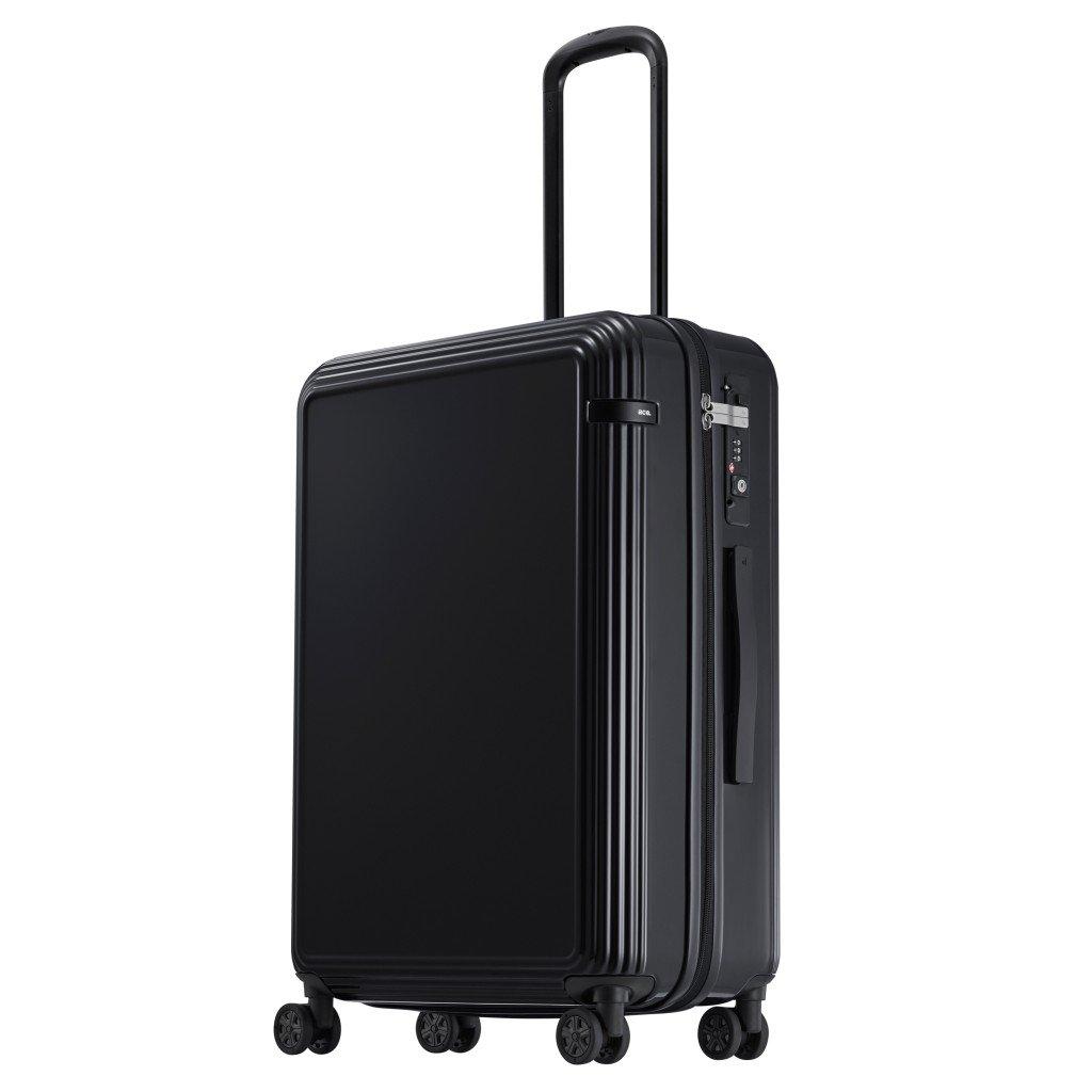 ace.TOKYO Ripple-Z suitcase 06242 black