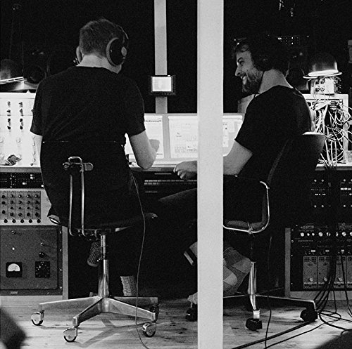Vinilo : Olafur Arnalds & Nils Frahm - Trance Frendz (Digital Download Card)