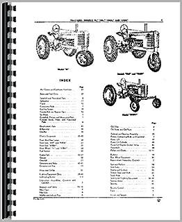john deere shop manual series a b g h models d m editors of