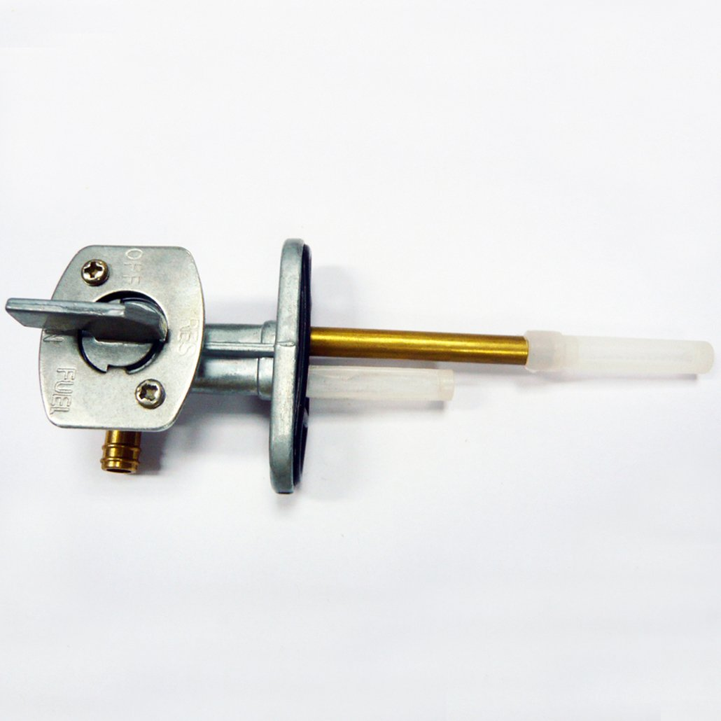 Yingshop Fuel Gas Petcock Valve Pump Switch Compatible for CRF50 Suzuki DRZ400 FZR600 LT80 LTZ250 LTZ400 Yamaha YFS200 YFM250 YFM350 YFM400 YFM600 YFM660 YFZ350 YFZ450 Raptor 660 Wolverine Banshee 350