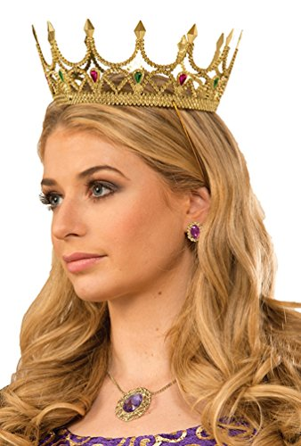 gold-medieval-royal-queen-plastic-crown-prince-costume-accessory-adult-princess