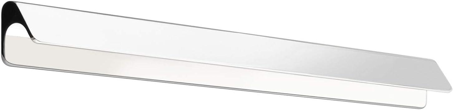 SchÜco Alu Competence Möbelgriff Veronique Schubladengriff Aluminiumgriff Ba 320 Mm Chrom Glänzend Design Trifft Auf Funktion Baumarkt