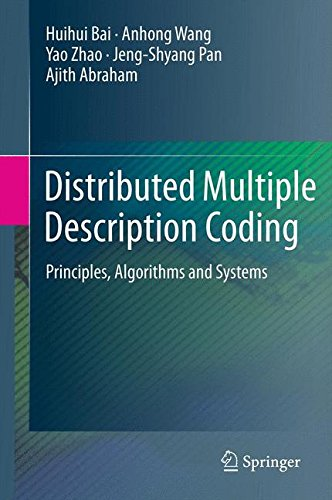 Distributed Multiple Description Coding: Principles, Algorithms and Systems