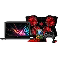 XOTIC ASUS GL503VD-DB71 W/FREE BUNDLE!-15.6 FHD Matte Screen | Intel Core i7-7700HQ | NVIDIA GeForce GTX 1050 4GB | 16GB | 1TB SSHD | Win 10